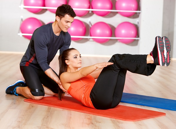 fitness trainer jobs