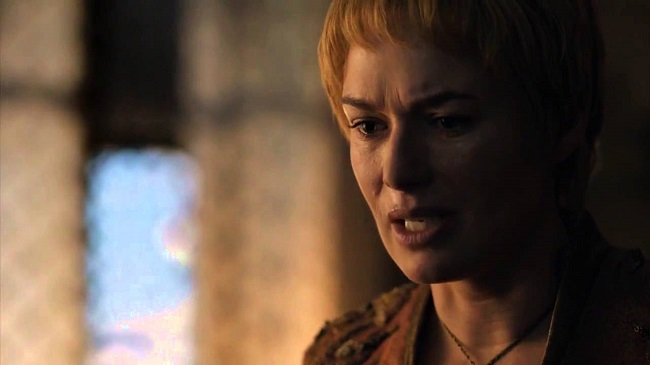 Cersei Lannister - Games of Throne