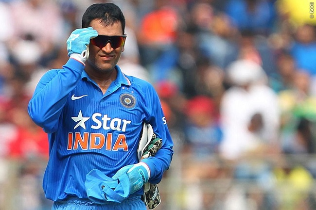 want to know how to captain your team with a cool head let msd show