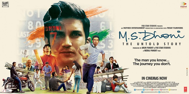MS Dhoni Untold Story