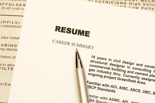 One Company Multiple Job Titles Here S How Your Resume Should Read