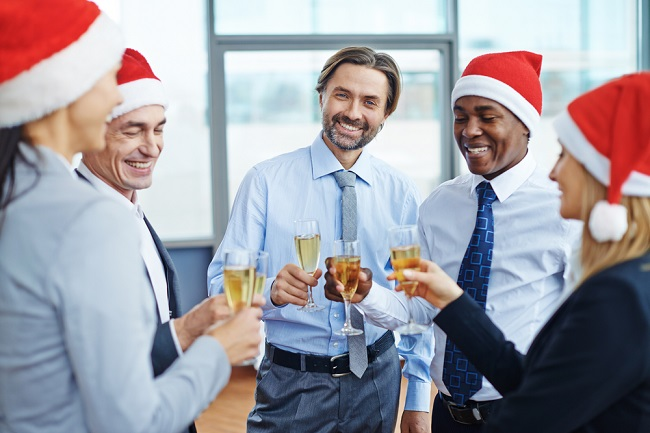 Win friends and influence people: Networking tips for an office party