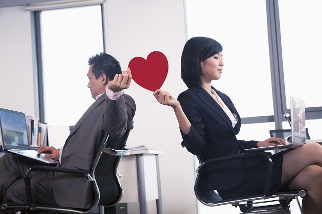The golden rules of office dating