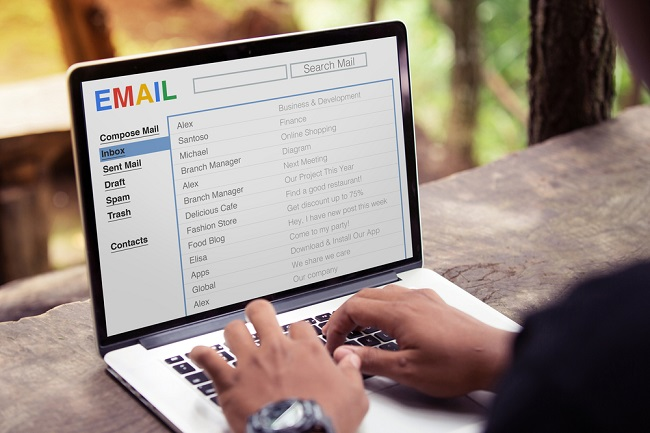 10 tips for eye-catching e-mail subject lines