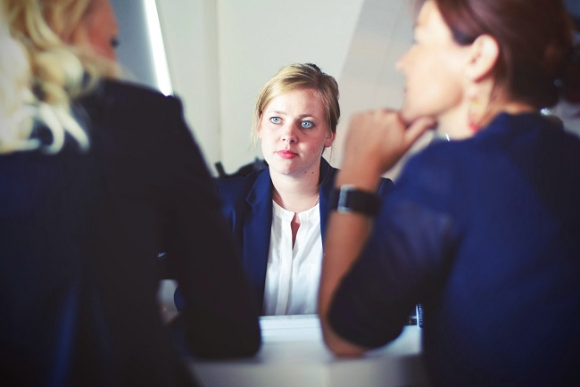 ¬4 things you don't have to answer at an interview