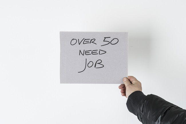 How To Get a Job When You're Over 50