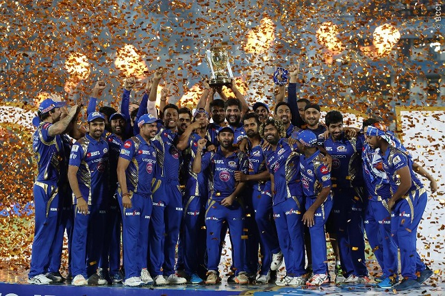 lessons in team work from IPL10