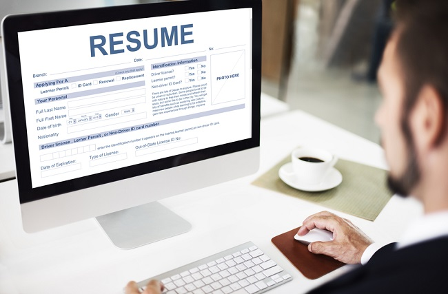 7-step guide to posting your resume online