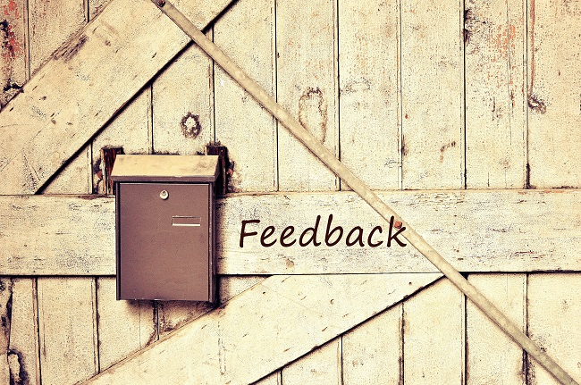 Taking feedback like a pro
