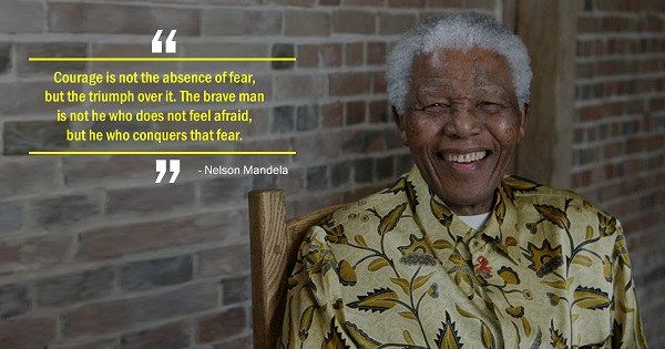 5 Leadership Lessons One Can Learn From Nelson Mandela