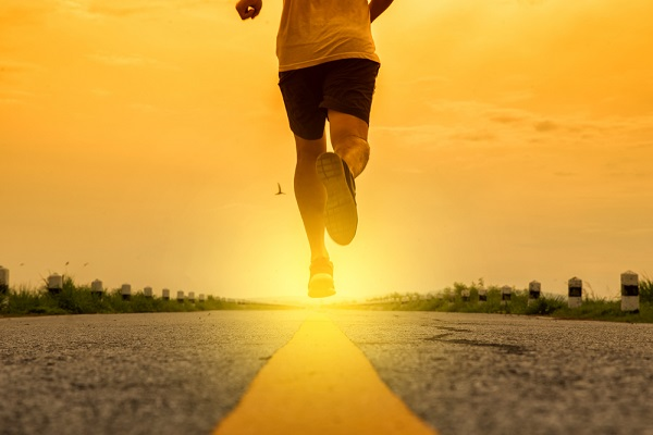 running can help you go that extra mile in your career
