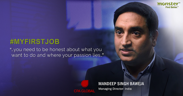 Mandeep Baweja - CPA Global