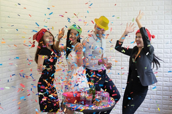 What not to do at your company's Chinese New Year celebrations