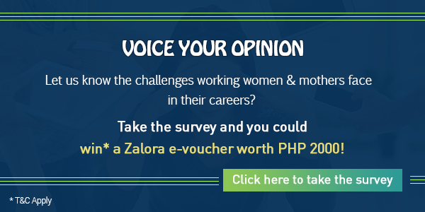 She Makes It Work Survey - Philippines