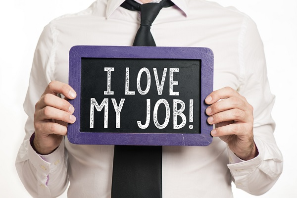 How to fall in love with your job…again