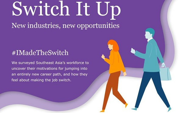 I Made The Switch Campaign