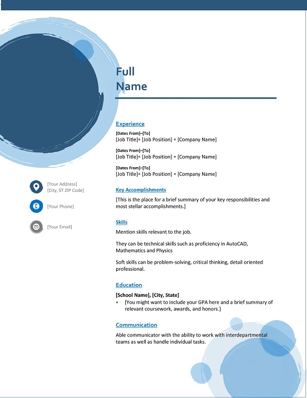 Civil Engineer Resume: How to Get it Right - Resume & Cover