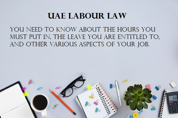 UAE Labur Law: Know about your leaves