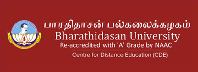 Bharathidasan University Courses